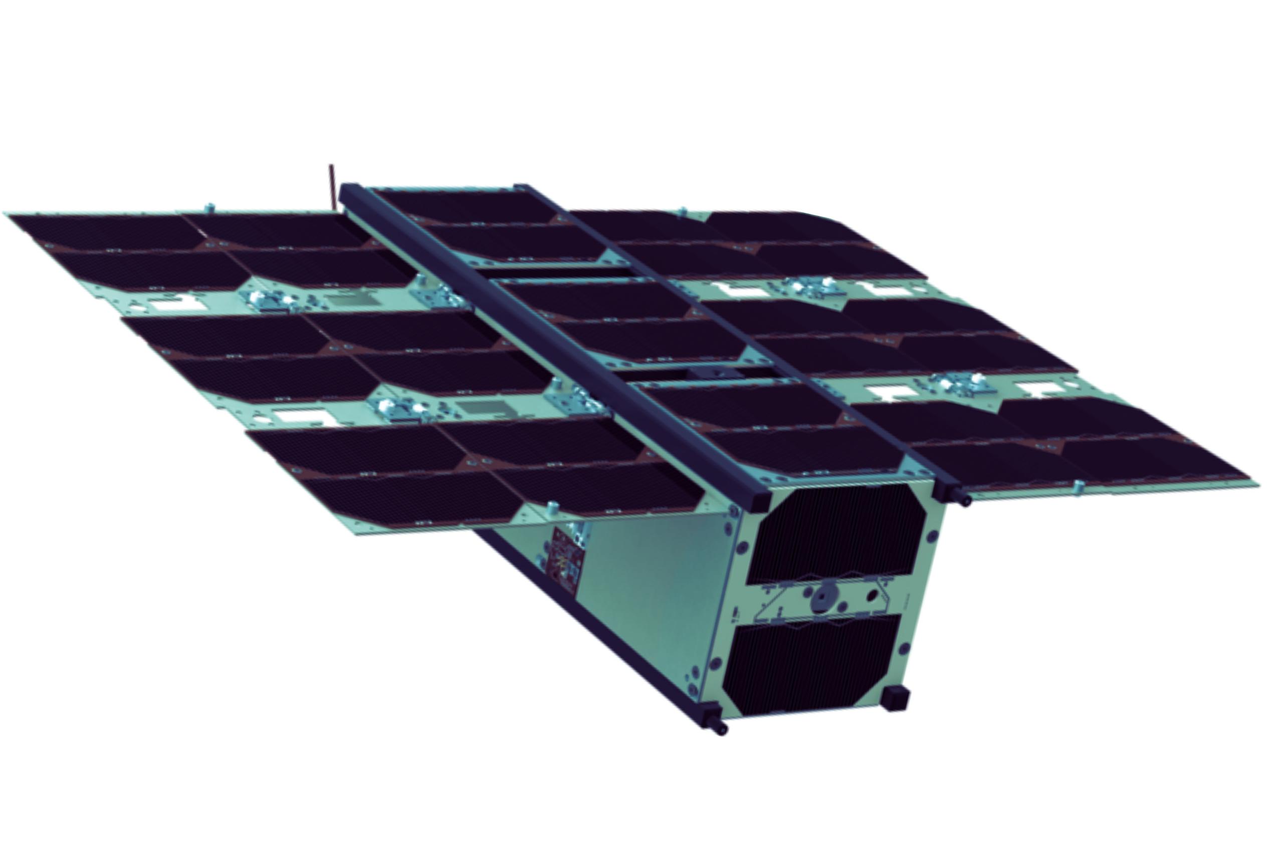 Xplora 3U Cubesat
